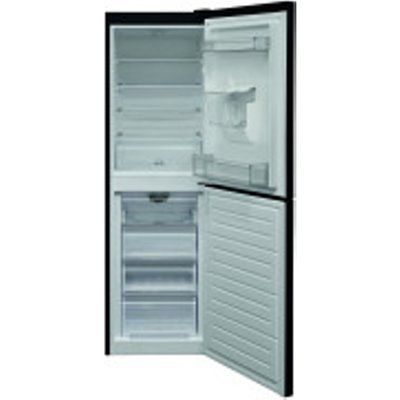 Hotpoint HBNF 55181 B AQUA UK 50/50 Split Frost Free Fridge Freezer with Water Dispenser - Black