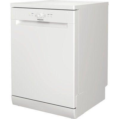 Hotpoint HFE 1B19 UK Freestanding Dishwasher