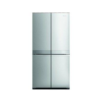 Hotpoint HQ9M2L Four Door American Fridge Freezer - Stainless Steel Look