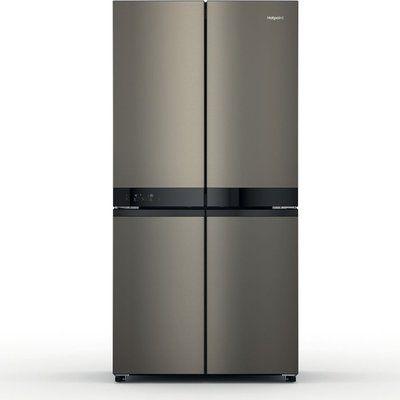 Hotpoint HQ9 U1BL UK Fridge Freezer - Black