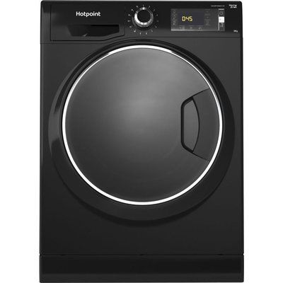 Hotpoint ActiveCare NLLCD 1064 DGD AW UK N WiFi-enabled 10 kg 1600 Spin Washing Machine - Dark Grey