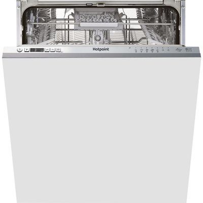 Hotpoint HDIC 3B C W UK Full-size Fully Integrated Dishwasher