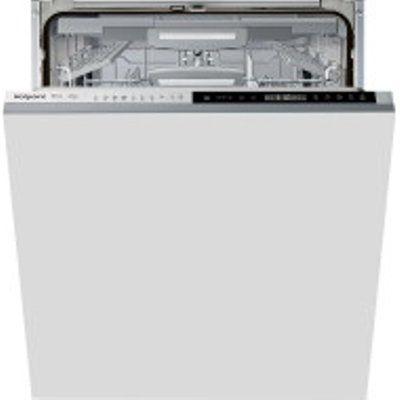 Indesit HIP4O539WLEGTUK 14 Place Setting Integrated Dishwasher