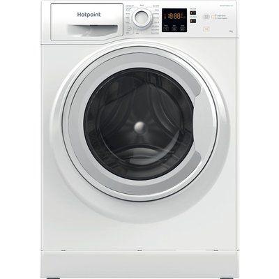 Hotpoint NSWR 943C WK UK N 9 kg 1400 Spin Washing Machine - White