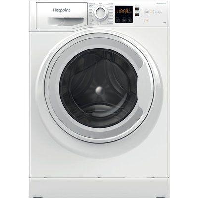 Hotpoint Core NSWR 963C WK UK N 9 kg 1600 Spin Washing Machine - White