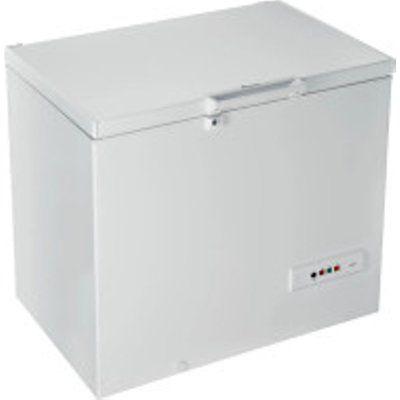 Hotpoint CS1A300HFA1 312L Chest Freezer