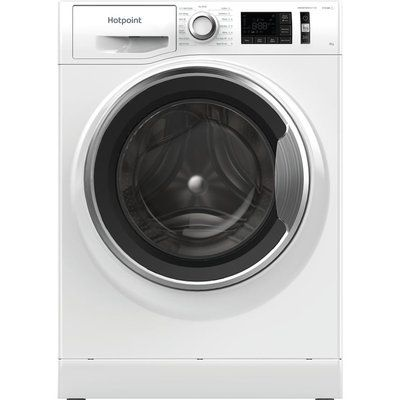 Hotpoint Activecare NM11 945 WC A UK N 9 kg 1400 Spin Washing Machine - White