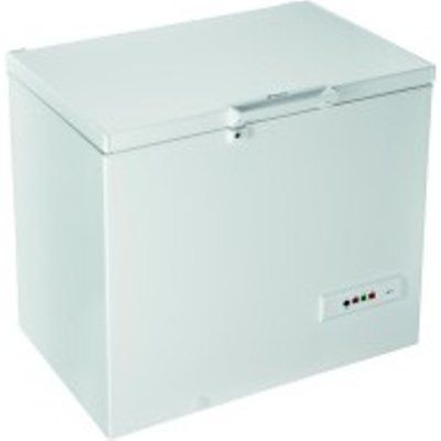 Hotpoint CS1A250HFA1 Chest Freezer with FrostAway System