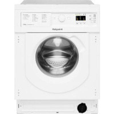 Hotpoint BI WDHG 75148 UK N 7kg Wash 5kg Dry Integrated Washer Dryers