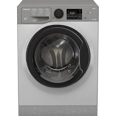 Hotpoint RDG9643GKUKN 9Kg / 6Kg Washer Dryer - Graphite