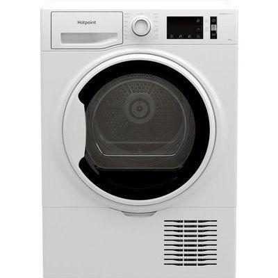 Hotpoint H3D91WBUK 9Kg Condenser Tumble Dryer - White