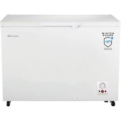 Fridgemaster MCF306 Chest Freezer - White