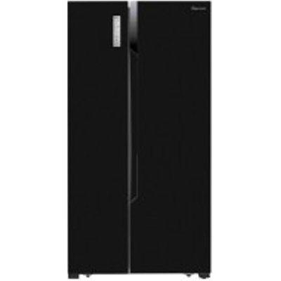 Fridgemaster MS91518FFB American 516L Fridge Freezer A+ Energy