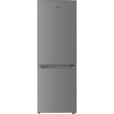 Fridgemaster MC50165S 165 Litre Freestanding Fridge Freezer 60/40 Split A+ Energy Rating 49.5cm Wide - Silver