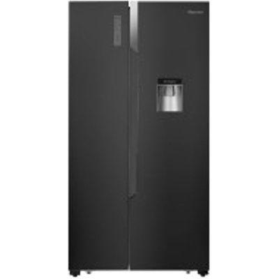 Fridgemaster MS91515BFF American 514L Fridge Freezer A+ Energy