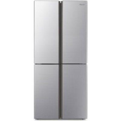 Fridgemaster MQ79394FFS American 394L Fridge Freezer A+ Energy