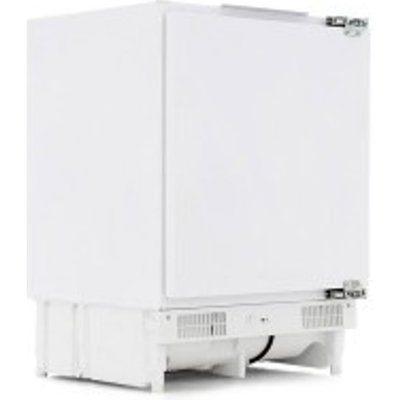 Fridgemaster MBUZ6097M Integrated Under Counter Freezer