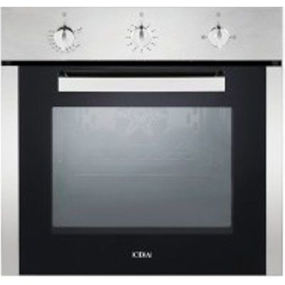 CDA SG120SS 54L Single Built-In Gas Oven