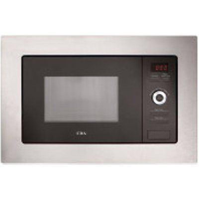 CDA VM550SS Built-In 700W 17L Microwave Oven - Stainless Steel
