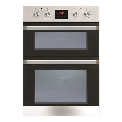 CDA MD921SS Matrix Electric Built In Double Oven - Stainless steel