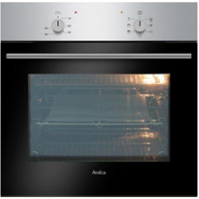Amica ASC200SS Single Electric Oven 6 Functions
