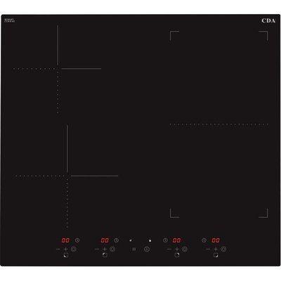 CDA HN6732FR 58cm Induction Hob