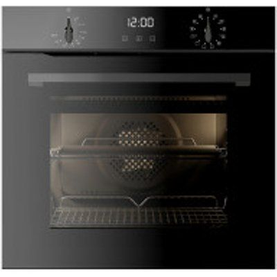 CDA SL300BL Built-In Single Oven 77L A Energy