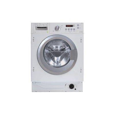 CDA CI381 8kg 1400rpm Integrated Washing Machine - White