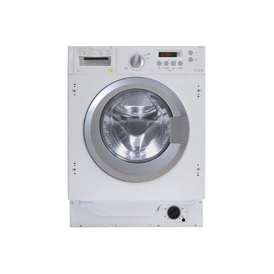 CDA CI361 6kg 1200rpm Integrated Washing Machine - White