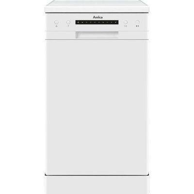 Amica ADF410WH Slimline Dishwasher