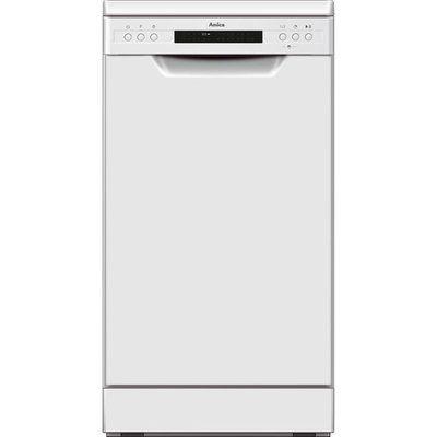 Amica ADF450WH Slimline Dishwasher