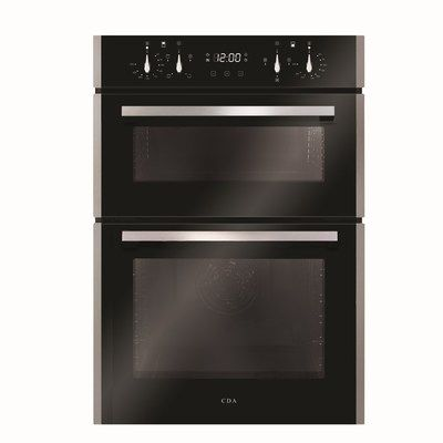 CDA DC941SS Electric Built-in Double Oven - Stainless Steel