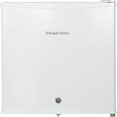 Russell Hobbs RHTTLF1-LCK Mini Fridge - White