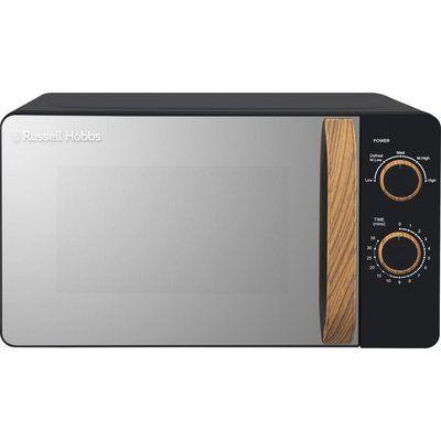Russell Hobbs RHMM713B-N Compact Solo Microwave - Black