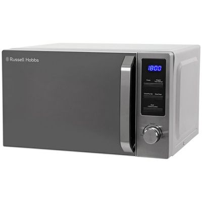 Russell Hobbs RHM2086SS Buckingham 17L Digital Microwave Oven - Silver