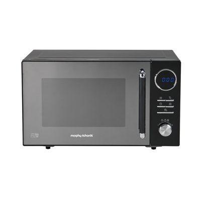 Morphy Richards 900W Standard Microwave - Black