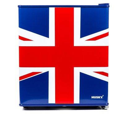 Husky EL193 Husky Chiller 48 Litre - Union Jack