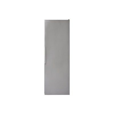 CDA FF821SC 186x60cm 380L Freestanding Larder Fridge - Stainless Steel Colour