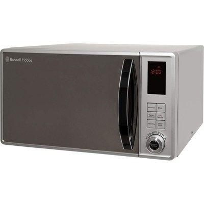 Russell Hobbs RHM2362S 23L 800W Freestanding Digital Microwave -Silver