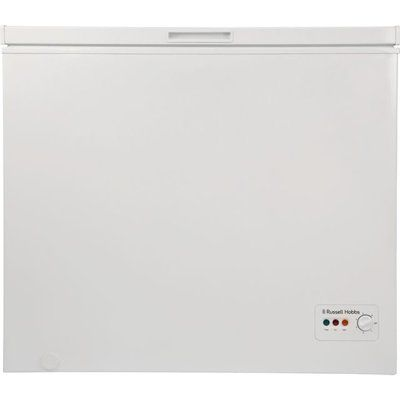 Russell Hobbs RHCF200-MD Chest Freezer - White