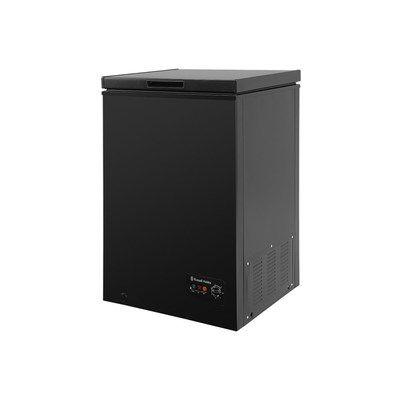 Russell Hobbs RHCF99B 99 Litre Chest Freezer 53cm Deep A+ Energy Rating 57cm Wide - Black