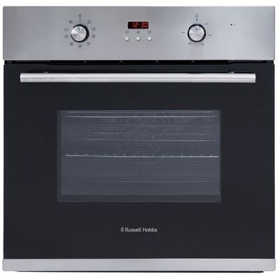 Russell Hobbs RHEO6501SS-M Built In Electric Single Oven - Stainless Steel
