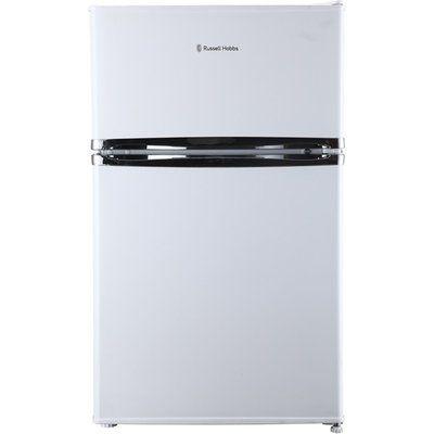 Russell Hobbs RHUCFF50W 90 Litre Freestanding Fridge Freezer 70/30 Split A+ Energy Rating 50cm Wide - White