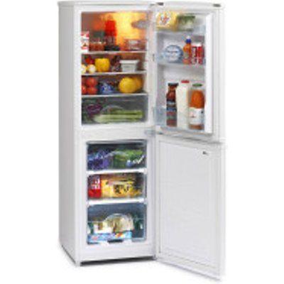 Iceking IK8951W.E A+ Rated Freezer Combi Fridge Freezer