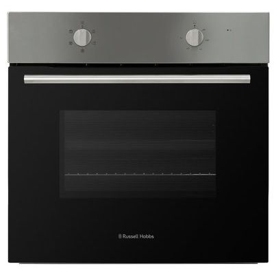 Russell Hobbs RHFEO6502SS Built In Electric Oven - Stainless Steel