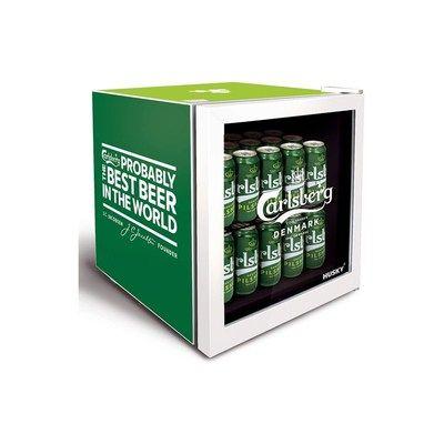 Husky HU269 Mini Fridge/Drinks Cooler - Carlsberg