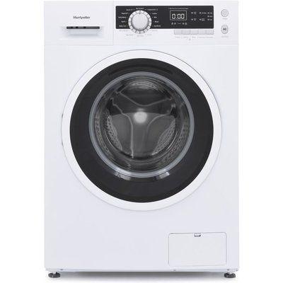 Montpellier MW9145P 9 kg 1400 Spin Washing Machine - White
