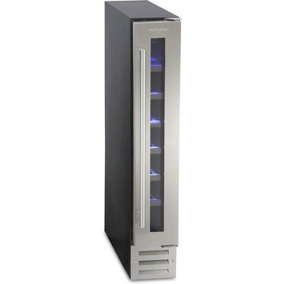 Montpellier MON-WC7X Wine Cooler - Stainless Steel