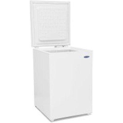 Iceking CF131W 131 Litre Chest Freezer