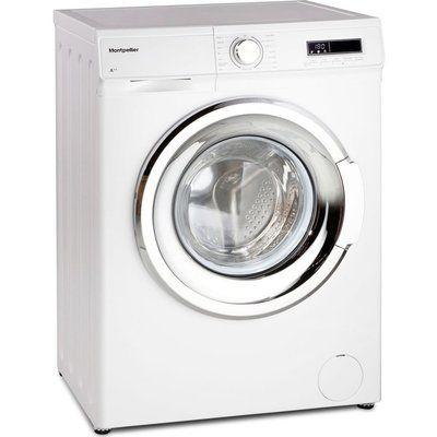 Montpellier MW7141W 7 kg 1400 Spin Washing Machine - White